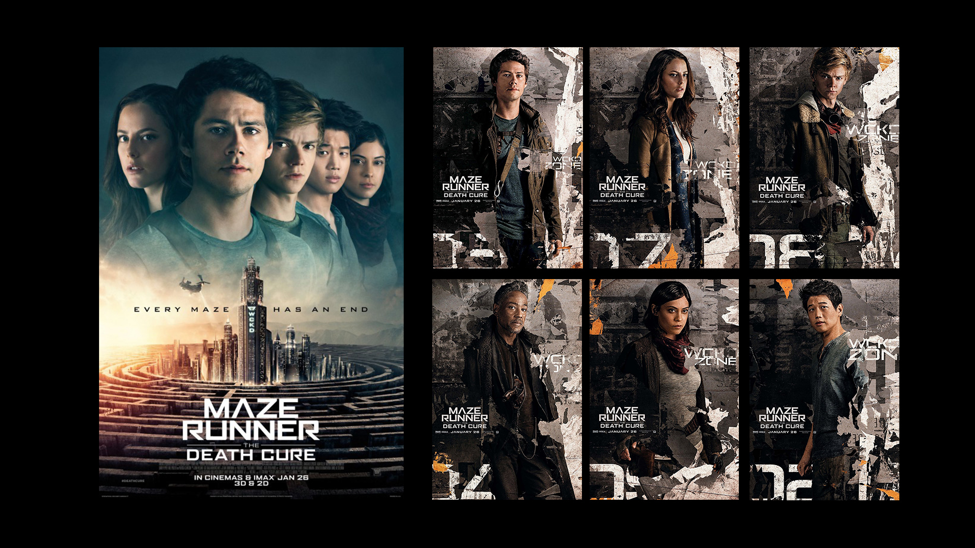 Latest Specials -  Maze Runner: The Death Cure